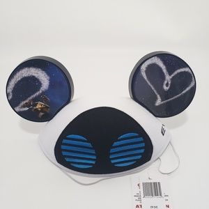 Disney Eve Wall.E Hat Mickey Ears